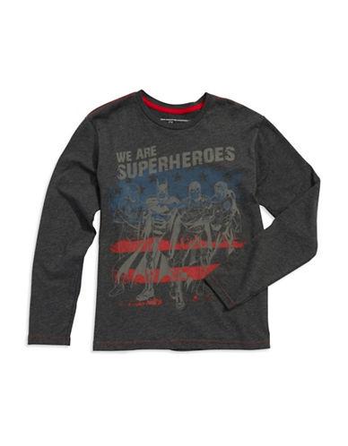 DX-XTREMEBoys 8-20 Superheroes Tee