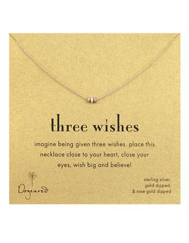 Dogeared Stardust Bead Necklace