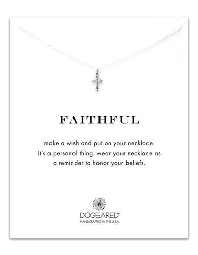 DOGEAREDFaithful Reminder Necklace