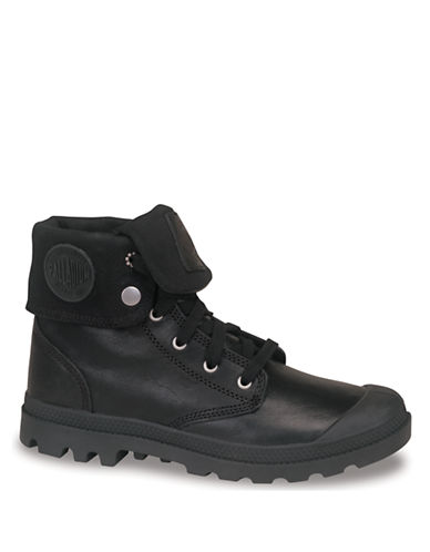 PALLADIUM Pampa Baggy Leather Ankle Boots