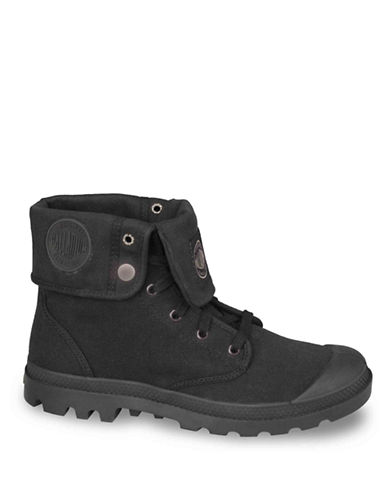 PALLADIUM Pampa Baggy Canvas Ankle Boots