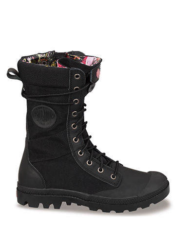 Buy Pampa Tactile Combat Boots by Palladium online