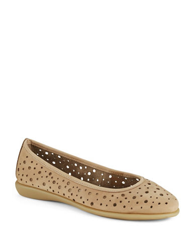 THE FLEXX New Passion Cut-Out Flats