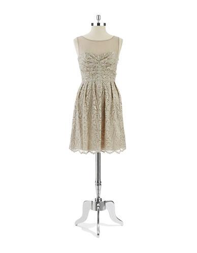 DECODE 1.8Lace Mesh Dress
