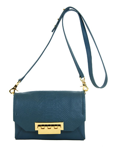 ZAC ZAC POSEN Eartha Leather Envelope Crossbody Bag