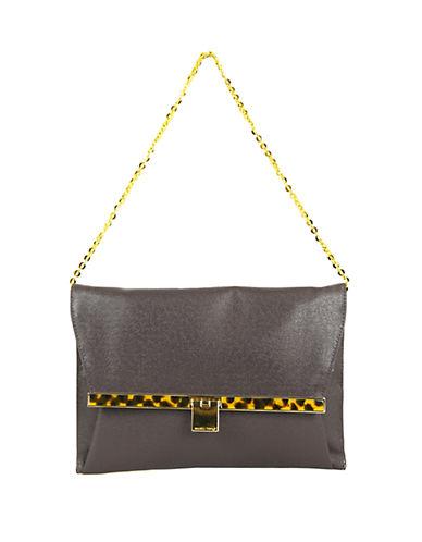IVANKA TRUMPKristin Faux Leather Envelope Clutch
