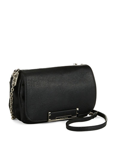 Ivanka Trump Faux Leather Heather Crossbody Bag