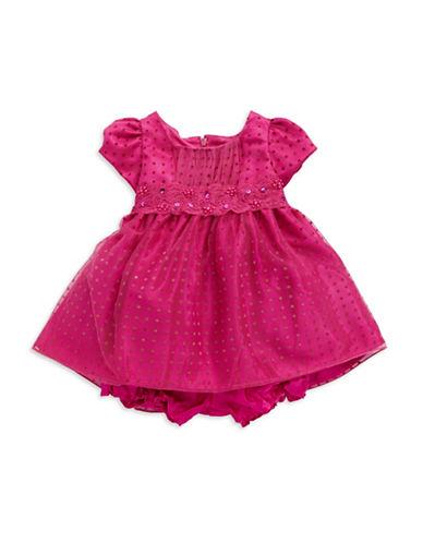 MY PRINCESS WEARBaby Girls Polka Dot Dress