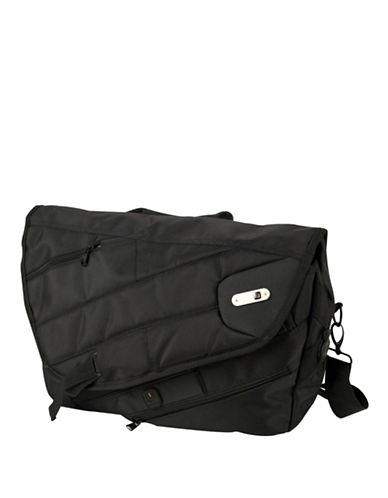 POWERBAGBlack Messenger Bag