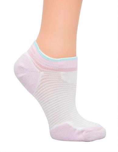 LEMONCottonball Mesh Ankle Socks