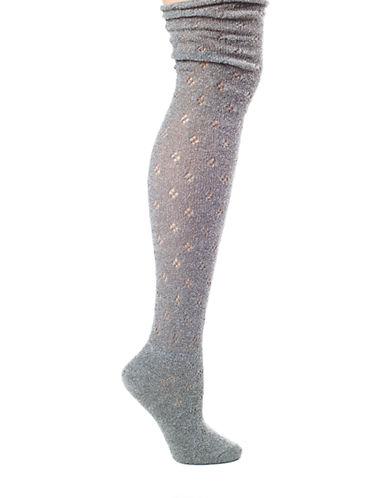 LEMONEyelit Over The Knee Socks