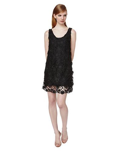 ERIN FETHERSTONValerie Floral Lace Shift Dress