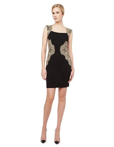 ERIN FETHERSTONShelby Lace Inset Sheath Dress