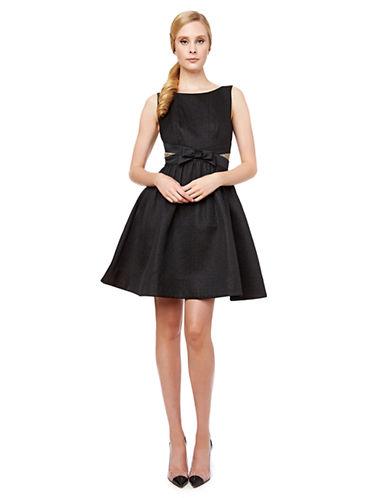 ERIN FETHERSTONEdie Geo Jacqaurd Lace Inset Dress
