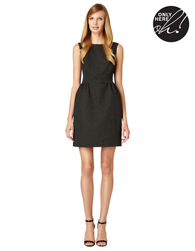 ERIN FETHERSTONWinnie Micro Dot A Line Dress