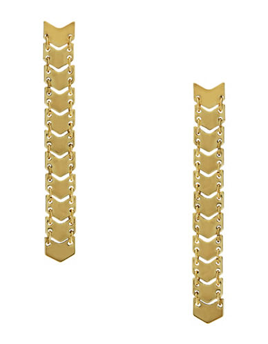 House Of Harlow 1960 Chevron Ladder Earrings