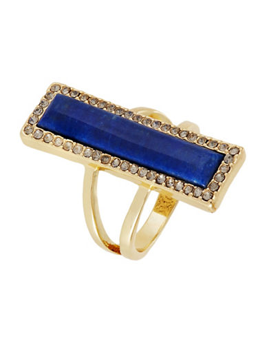 HOUSE OF HARLOW 1960Bar Statement Ring