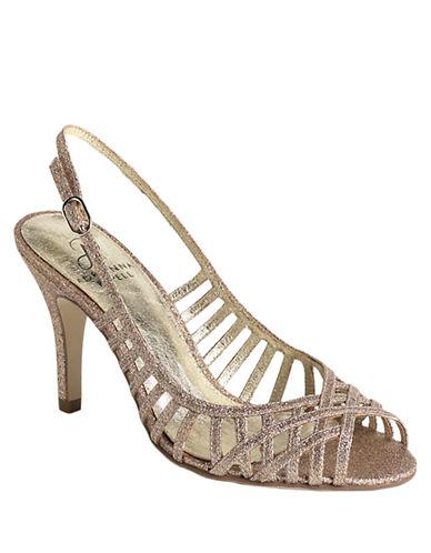 ADRIANNA PAPELLFlora Dress Sandals