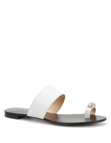 CARMEN MARC VALVOAviana Leather Sandals