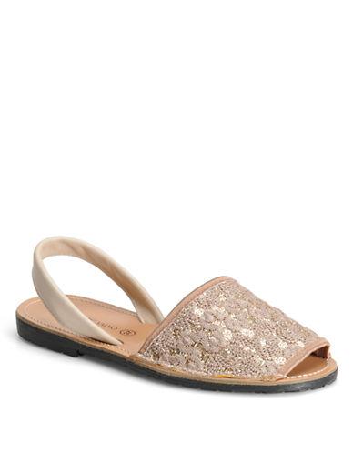 CARMEN MARC VALVOHonor Leather Sandals