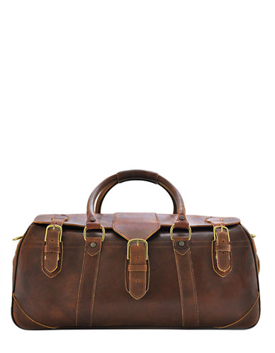 RAWLINGSGlobal Leather Duffel Bag