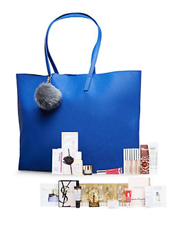 Receive a free 26-piece bonus gift with your $125 Multi-Brand purchase