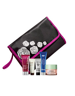Receive a free 6-piece bonus gift with your $100 Multi-Brand purchase