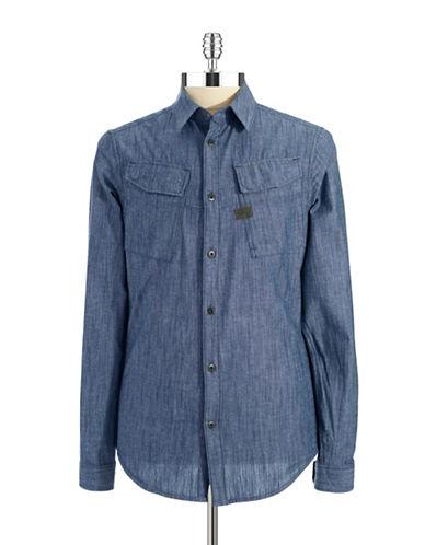 G-STAR RAWRackler Chambray Shirt
