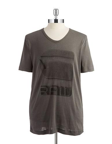 G-STAR RAWV Neck T Shirt