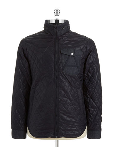G-STAR RAW Quilted Bomber Jacket