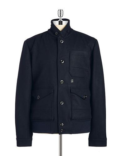 G-Star Raw Wool Pant Coat