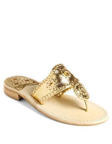 JACK ROGERSHamptons Navajo Sandal
