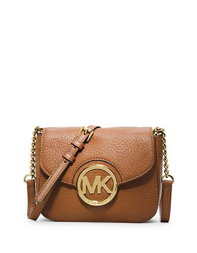 MICHAEL MICHAEL KORSFulton Leather Small Crossbody Bag