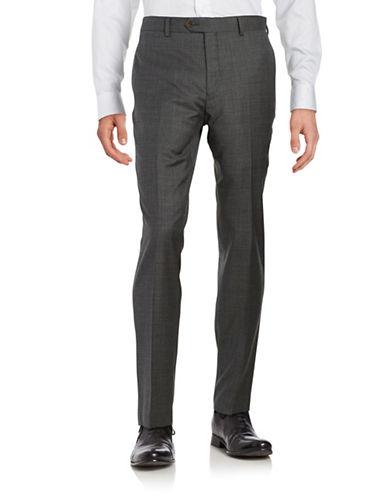 TALLIA ORANGESlim Fit Wool Dress Pants