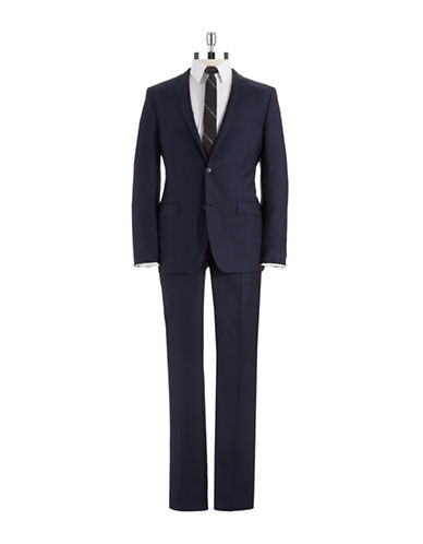 DKNY Modern Fit Two-Piece Suit