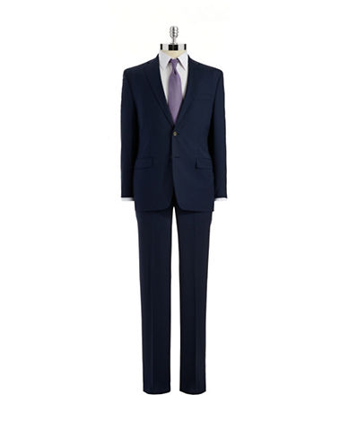 LAUREN RALPH LAUREN Classic Fit Two-Piece Suit