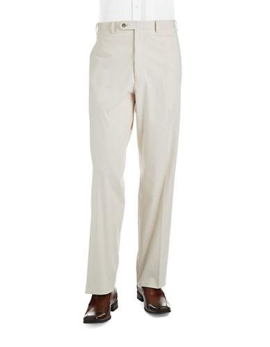 BLACK BROWN 1826Striped Slim Fit Pants