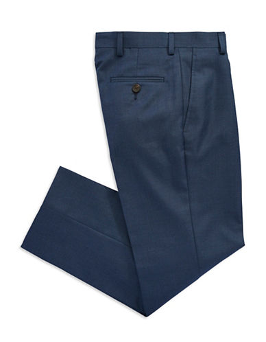 RALPH LAUREN CHILDRENSWEAR Flat Front Pants