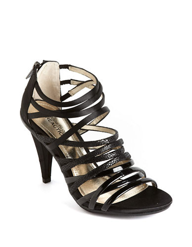 KENNETH COLE REACTIONKnow Sirsa Strappy Pumps