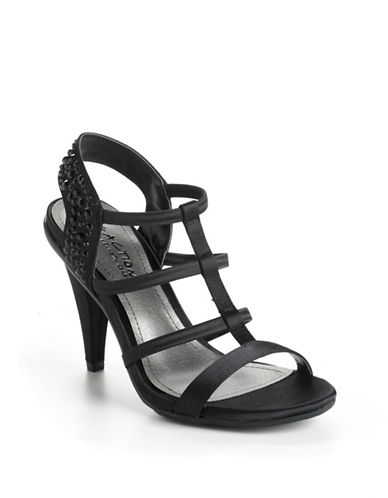 KENNETH COLE REACTIONKnow It Embellished Strappy Sandals