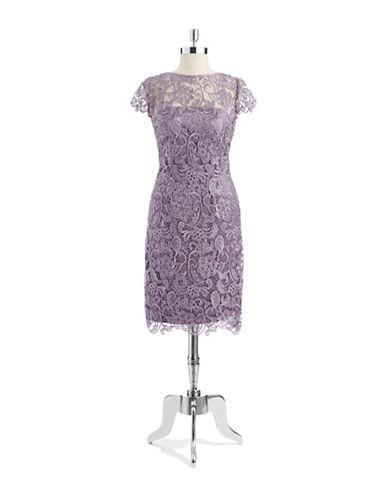 PATRAFloral Lace Dress