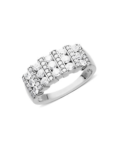 LORD & TAYLORDiamond Ring in 14 Kt. White Gold