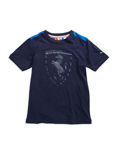 PUMABoys 8-20 Logo T Shirt