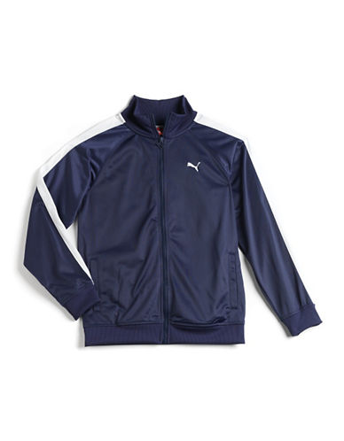 PUMABoys 8-20 Tricot Jacket