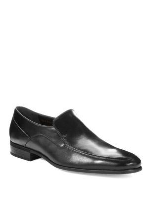Bruno Magli Moffan Leather Dress Shoes