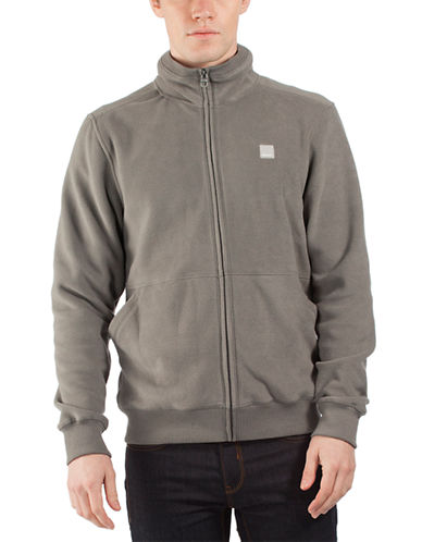 BENCH Oaklands Mockneck Zip Jacket
