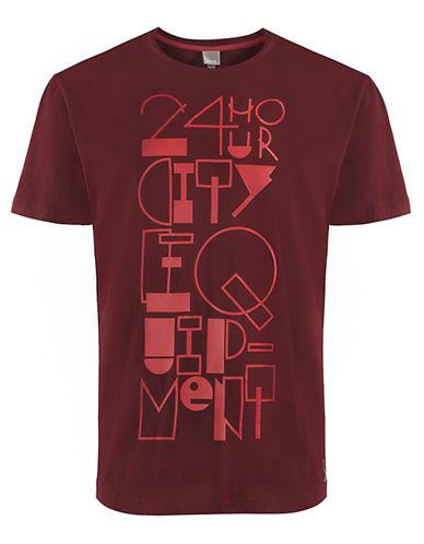 BENCH24 Hour Equipment Graphic T Shirt