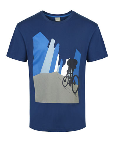 BENCH City Sprint Graphic T Shirt