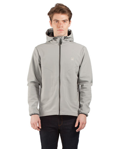 BENCH Combinasion Hooded Zip Jacket