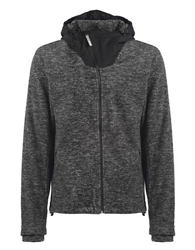 BENCHEquicontro Heathered Hooded Jacket